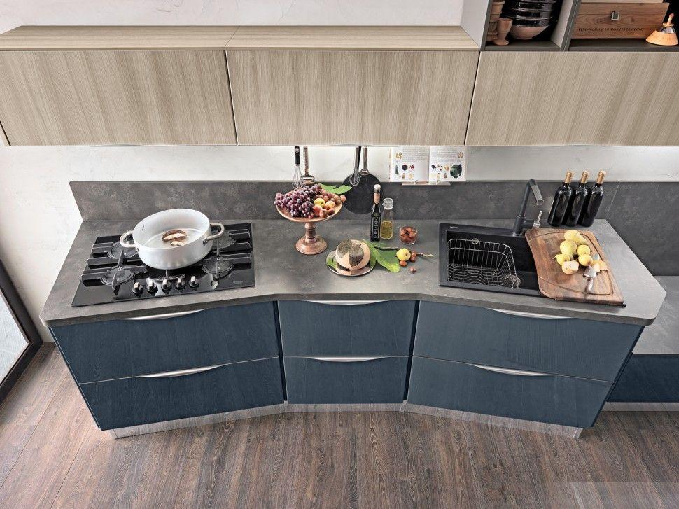 Colombini Artec - Paragon Glam | Moderné kuchyne | Pinterest | Modern