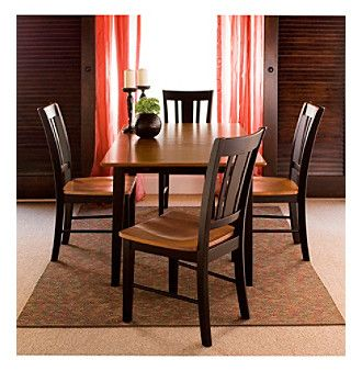 International Concepts 5-pc. San Remo Dining Set