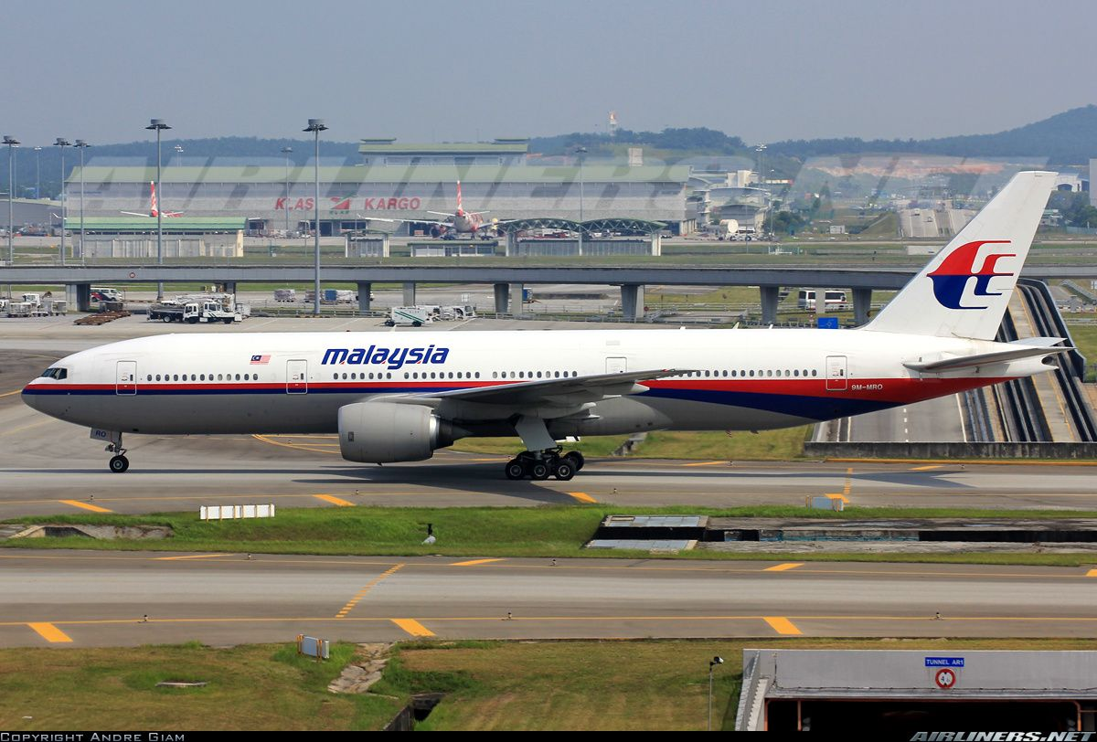 Boeing her malaysia airlines mmro cn first