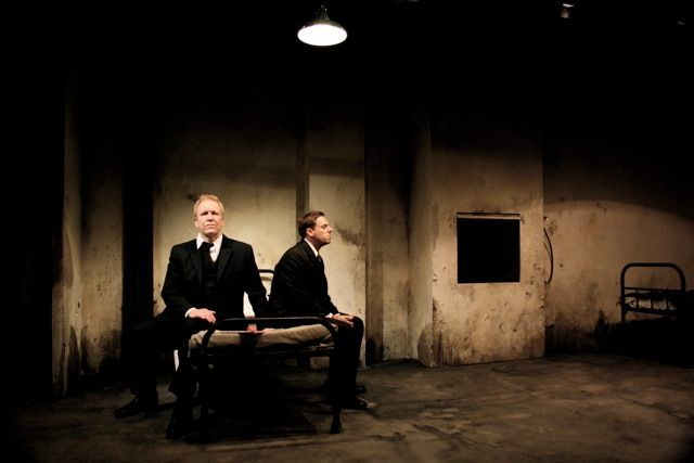the dumb waiter is written by The dumb waiter is a one-act play by harold pinter written in 1957 small but  perfectly formed, the dumb waiter might be considered the best of harold.