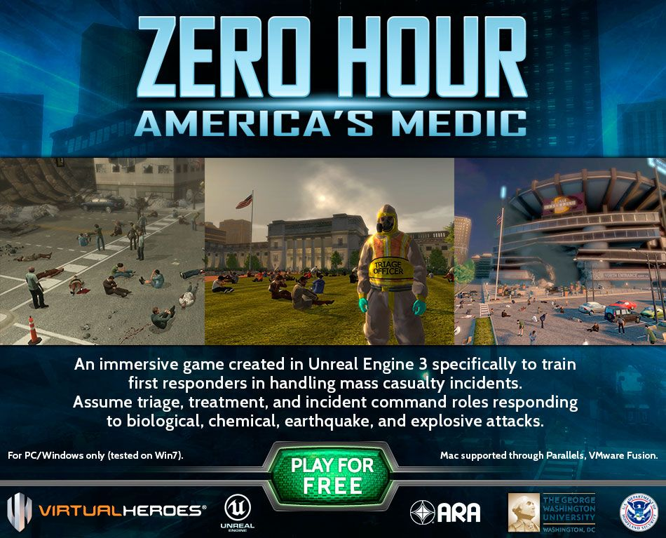 Play Zero Hour Finally rereleased with free access for