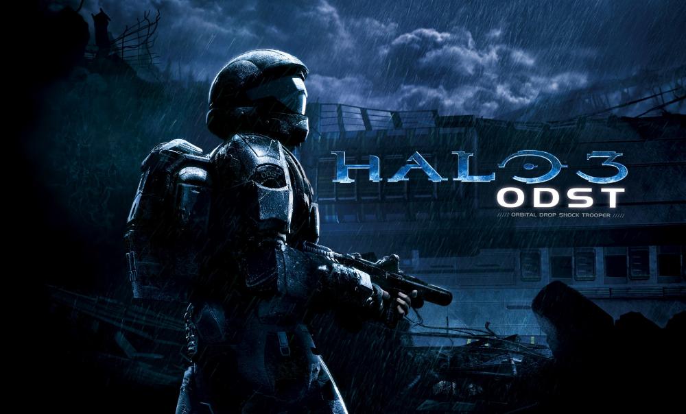 Video Game Halo 3 Odst Halo Shock Trooper Halo 3 Wallpaper Halo 3 Odst Halo Backgrounds Halo 3