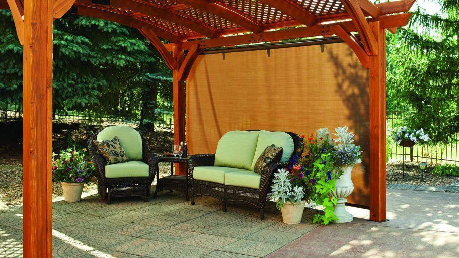 How Much Does It Cost to Build a Pergola? | Angie's List #buildingapergola - How Much Does It Cost To Build A Pergola? Pergolas Pinterest