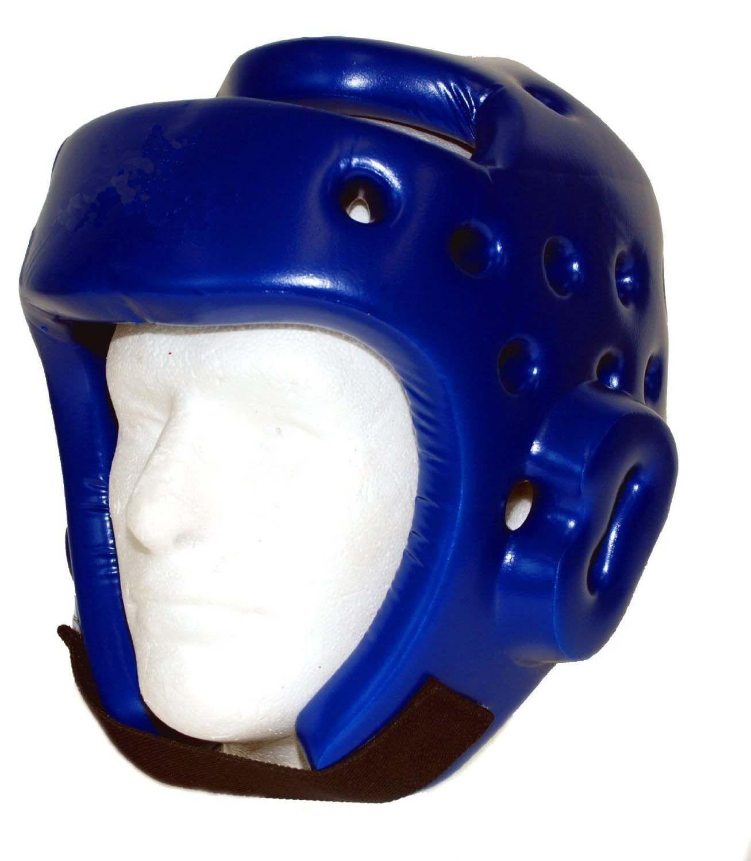 Quality New Taekwondo TKD Kickboxing Helmet Head Gear Guard Protector XS-L White