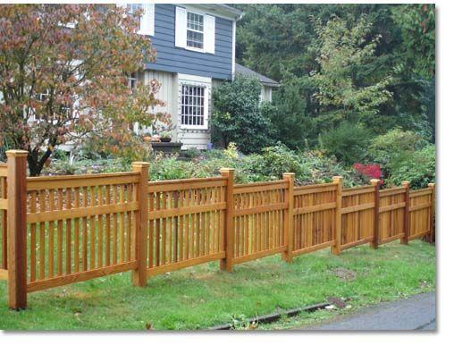 Fences Creative Fences And Decks Portland Area Contractor