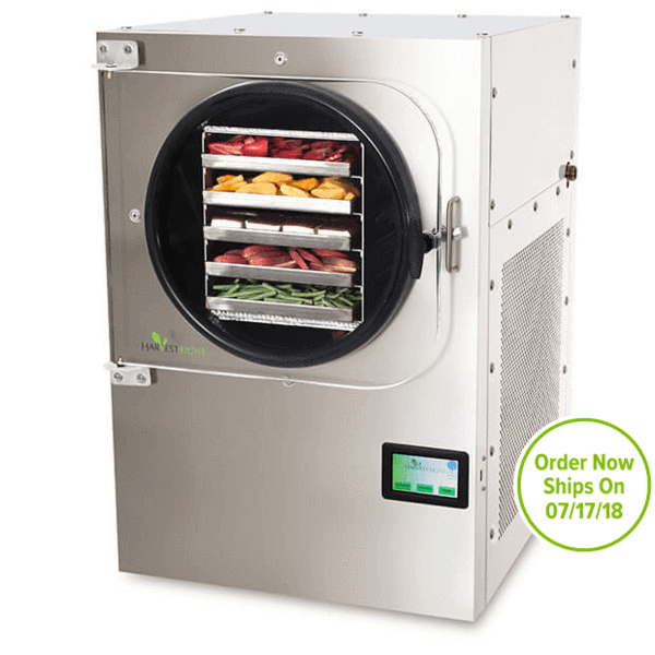 Harvest Right Large Freeze Dryer With Mylar Starter Kit Freeze Drying Food Freeze Dried Food Storage Dry Food Storage
