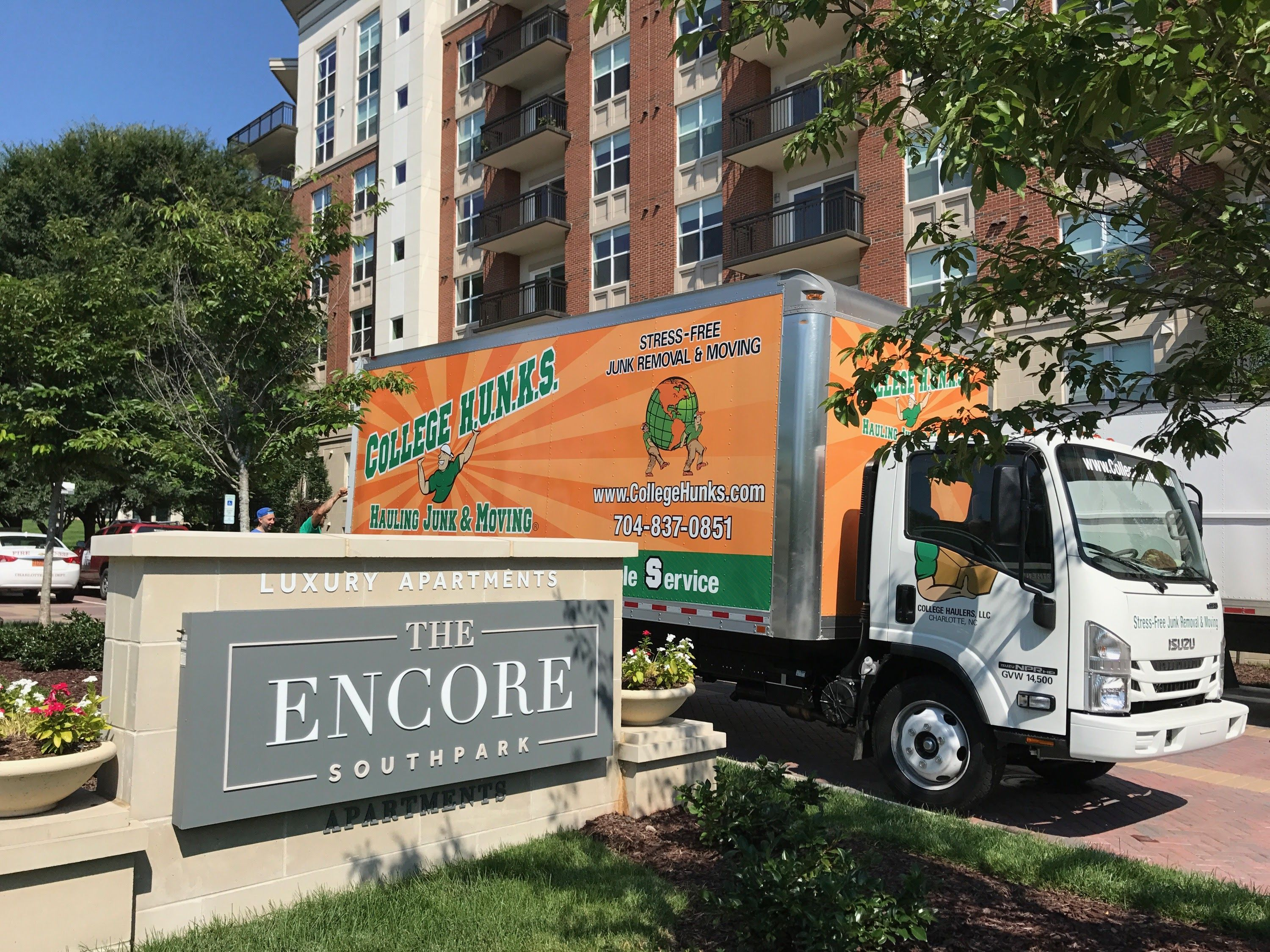 Free Moving Quotes Need Apartment Movers In Charlotte Get A Free Moving Quote From