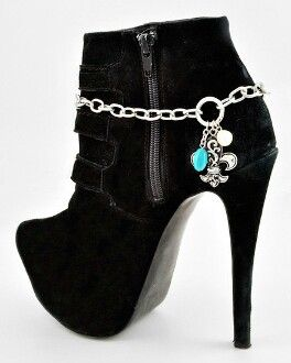 Fleur De Lieus Boot Bracelet Available At Www Camglamm Com Boots Boot Jewelry Shoe Boots