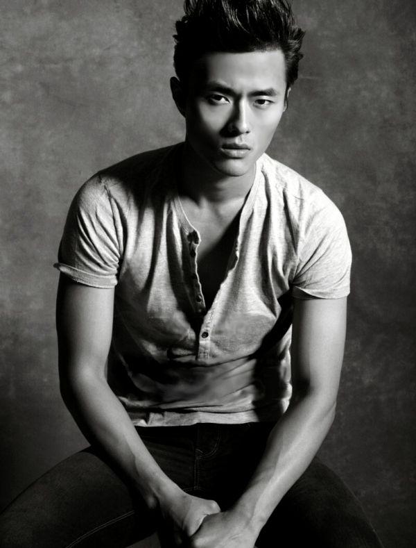 Asian male model tumblr