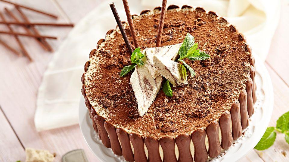 Macedonian Halva Tort Desserts