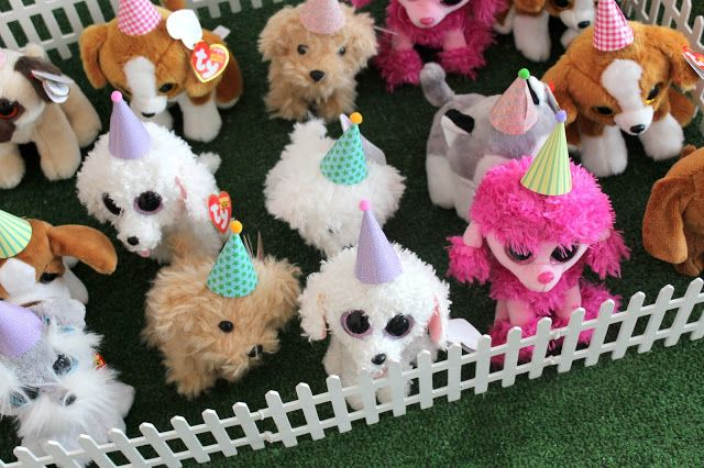 Puppy Paw Ty Pet Adoption Birthday Party Pet Adoption Party Puppy Adoption Birthday Party