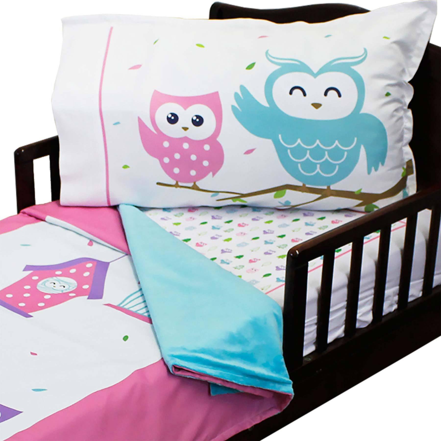 Owl Always Love You Toddler Bedding Set | Toddler bed set ...