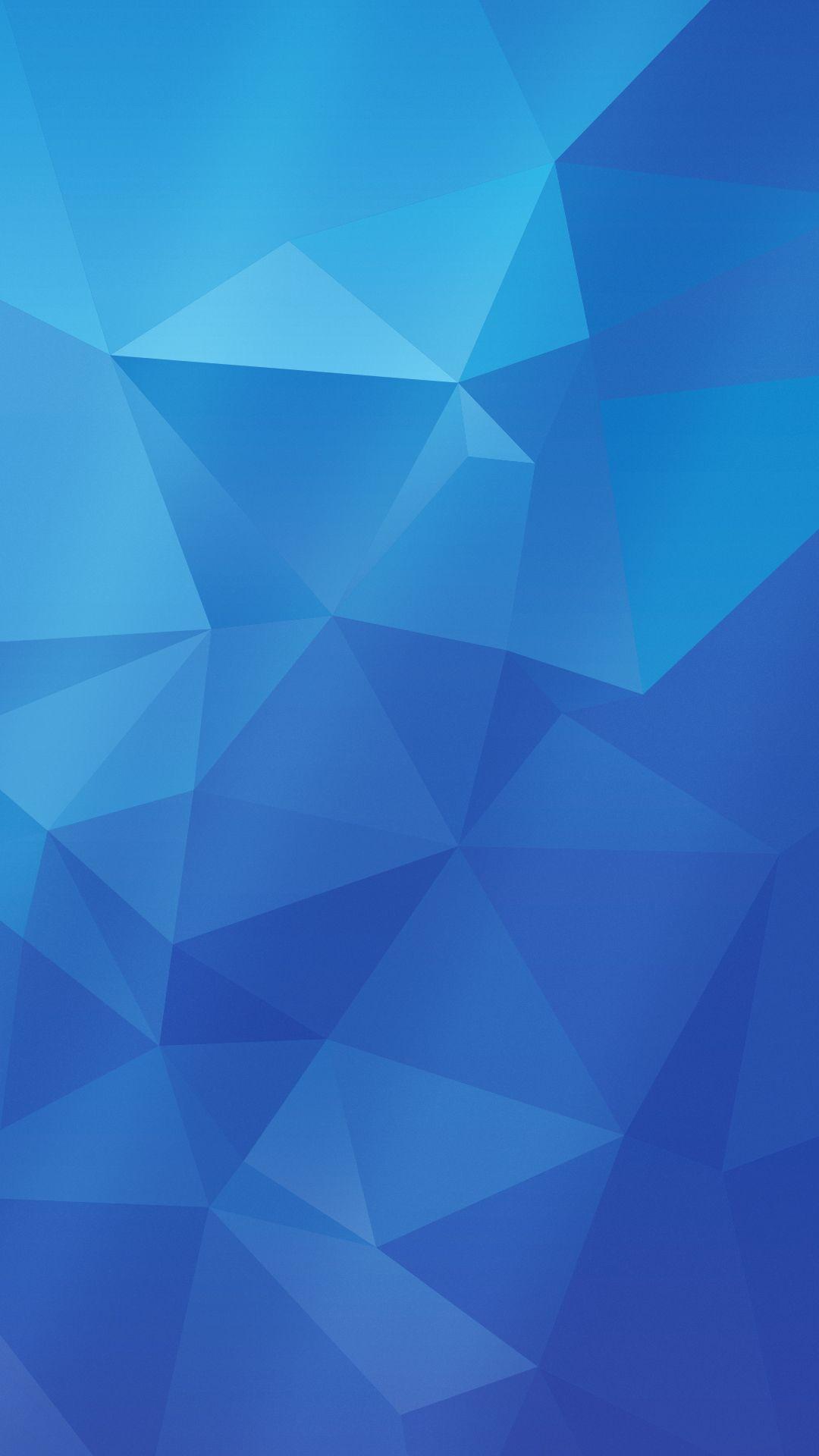 Blue Vector Samsung Galaxy Wallpaper S5 Wallpaper Samsung