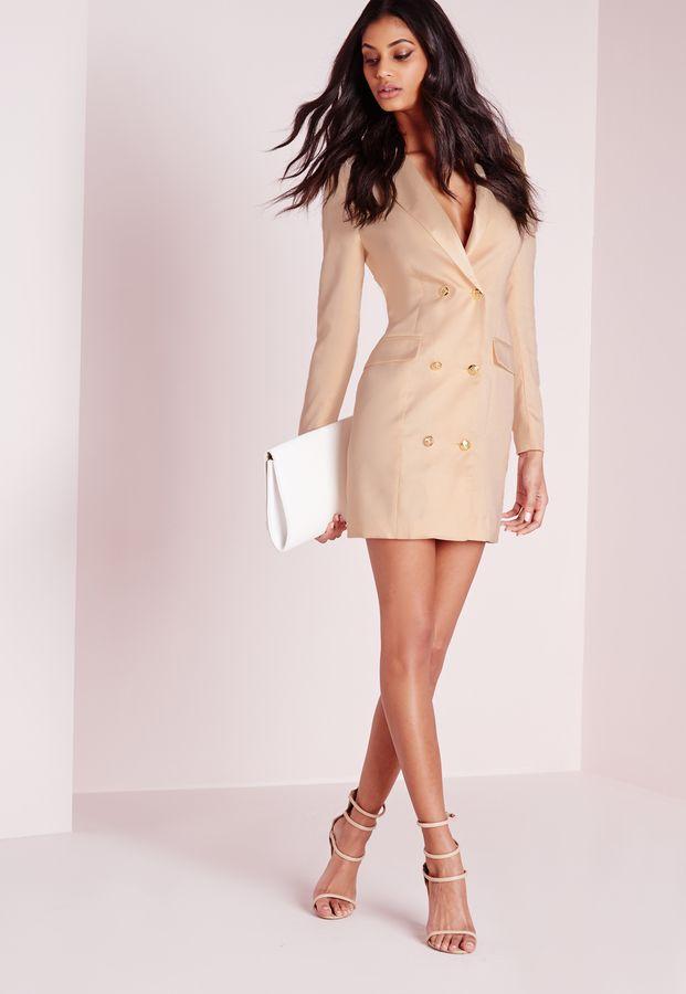 Short Tuxedo Dresses