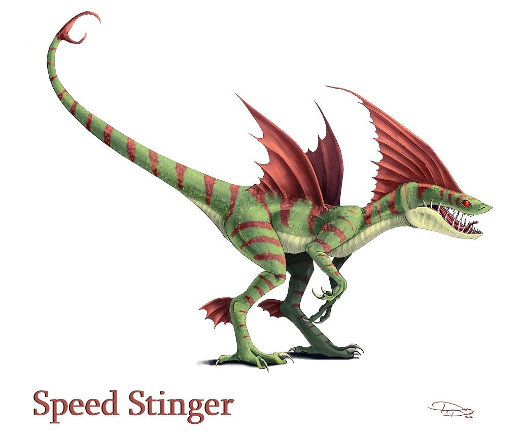 Mm Imoressvee Speed Stinger By Voltaic Sodadeviantartcom On