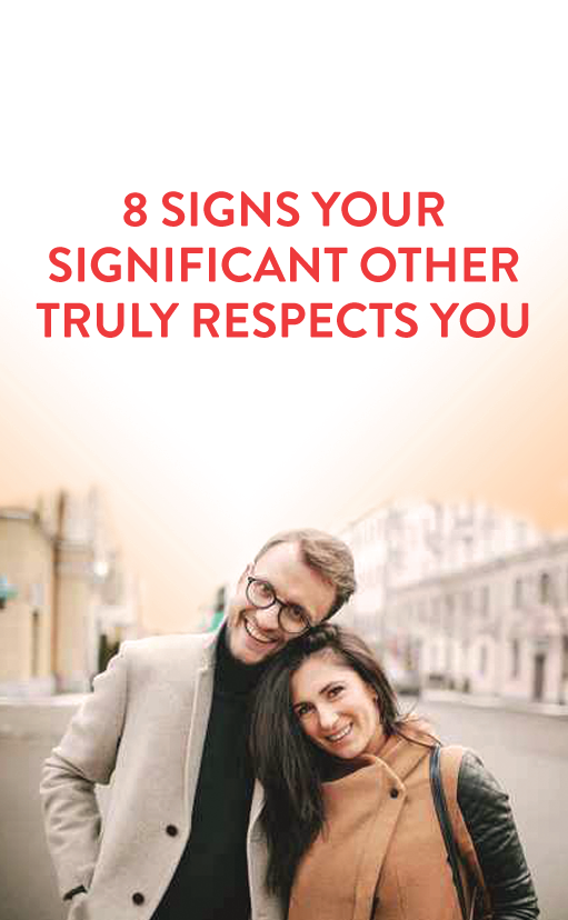 how to tell if your partner respects you