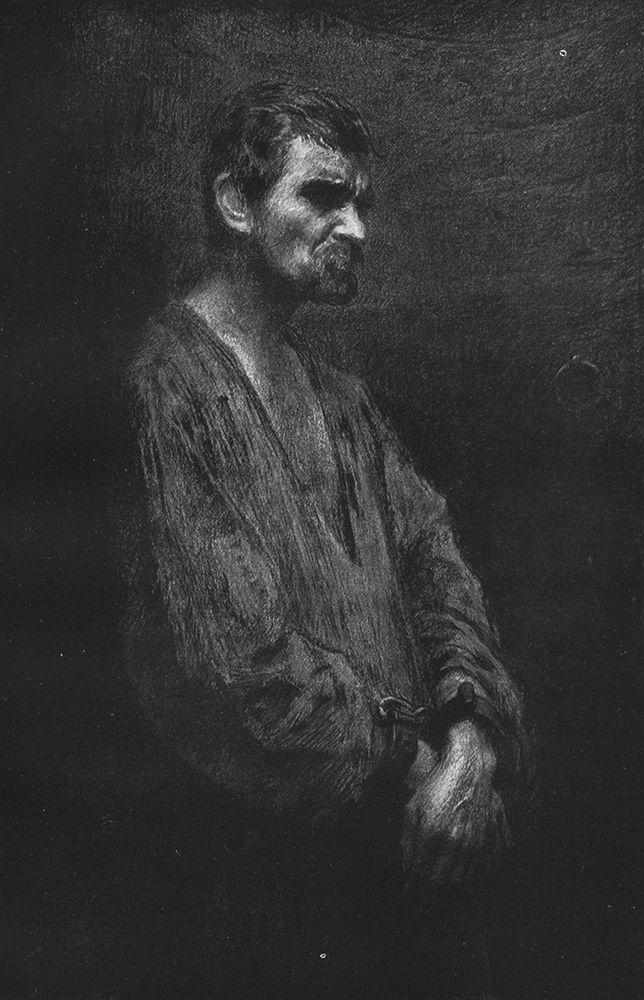 Eugène Burnand |The Sheep and Goats Matthew 25:31-46