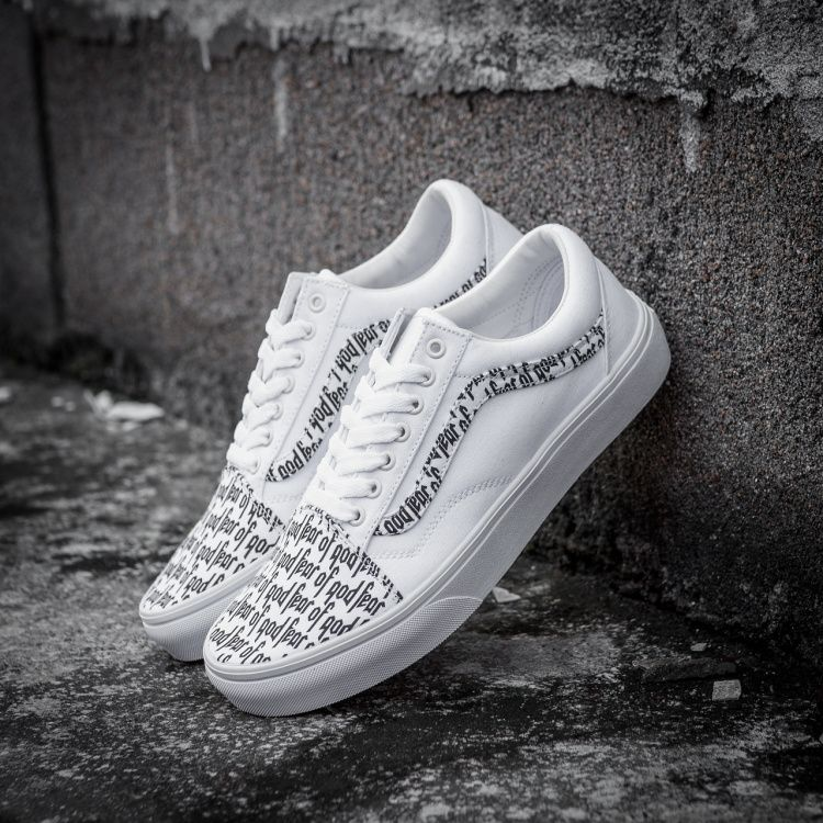 fear of god vans vancouver