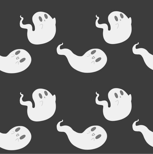 Cute Ghosts Backgrounds Patterns Pinterest Cute Ghost Halloween Tumblr Halloween Wallpaper