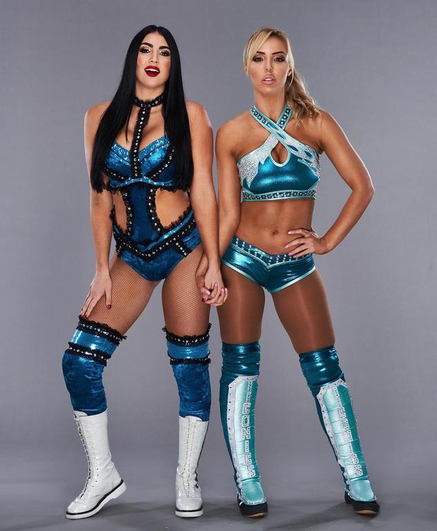 Billie Kay And Peyton Royce Peyton Royce Wrestling Divas Female Wrestlers