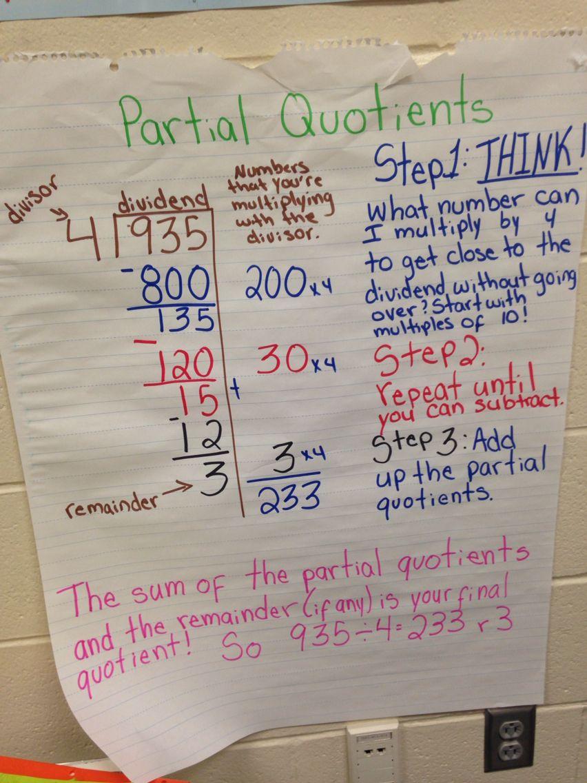 Partial quotients   Partial quotients [ 1136 x 852 Pixel ]
