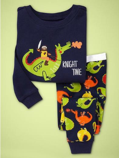 b1eeb0abb4846 $14 - Dragon pajamas - pjs - Knight Time - boy - toddler | Rosey ...