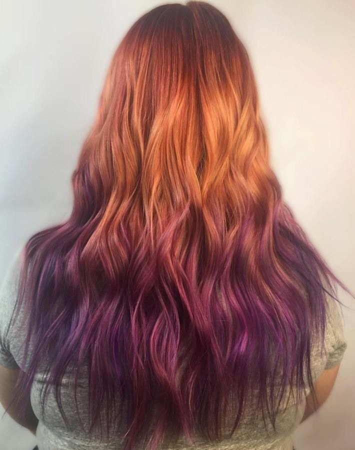 50 Cool Ideas Of Lavender Ombre Hair And Purple Ombre Purple Ombre Hair Lavender Hair Ombre Ombre Hair Blonde