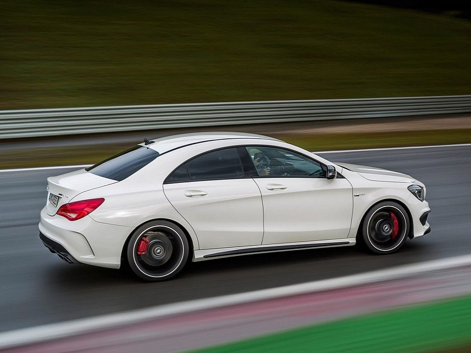 2014 Mercedes Benz Cla 45 Amg With Images Mercedes Benz Cla