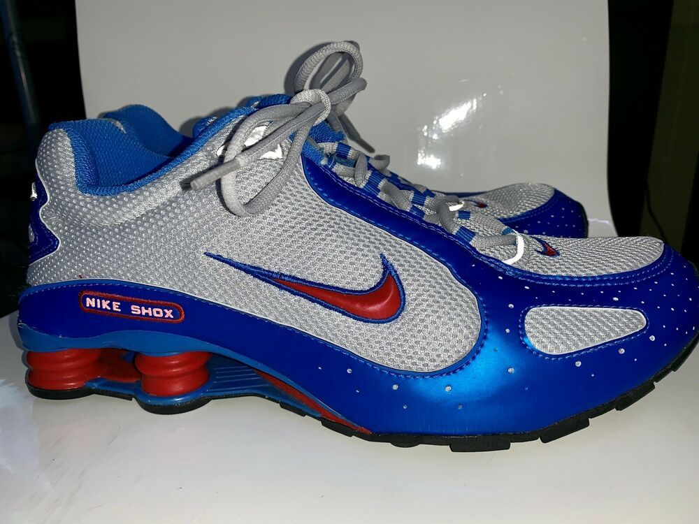 best quality authorized site detailed images New Nike Shox NZ Mens Size: 12 2004 25th Anniversary Rare ...