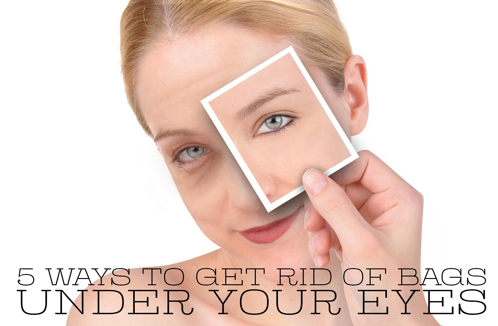 how to get rid of sunken eyes home remedies