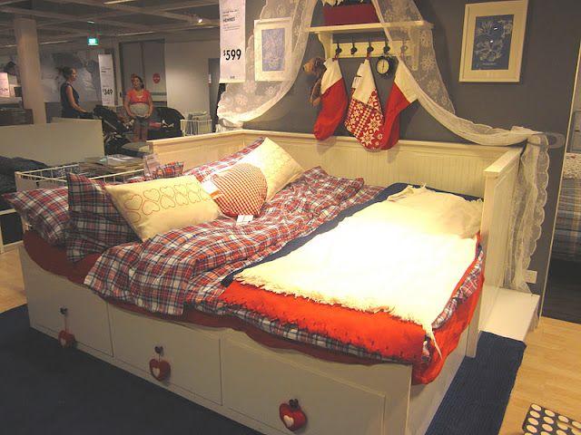 hemnes daybed with trundle and storage 49900 Karum\u0027s Room