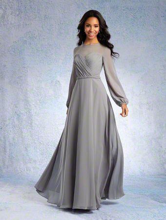 Alfred Angelo Chiffon Bridesmaid Dresses