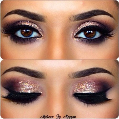 Princess Prom Makeup