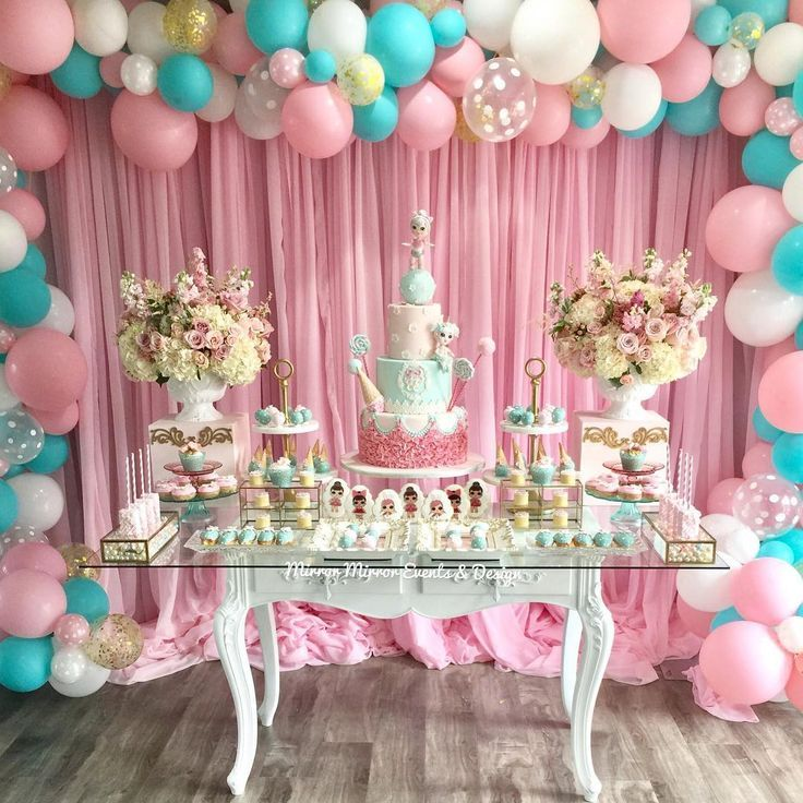 Pin by nelvin's creations on Birthday ideas Pink girl