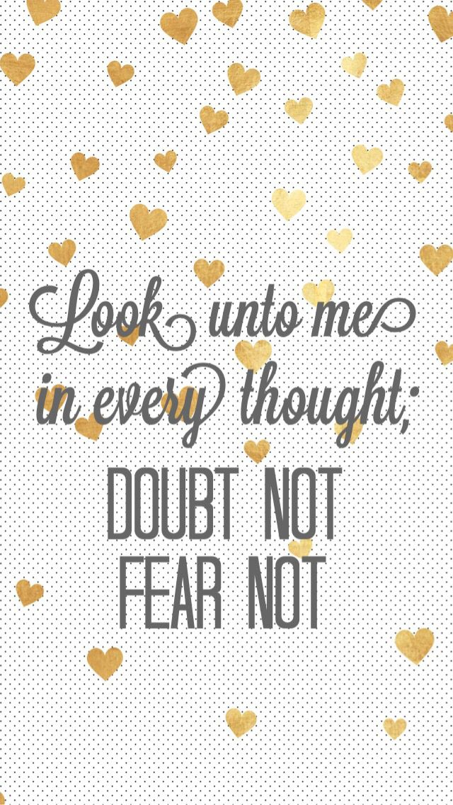 LDS Quote IPhone Wallpaper