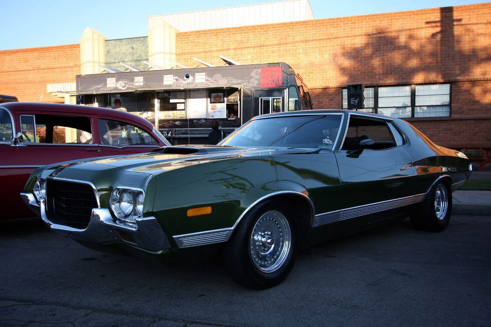 72 Gran Torino Car Ford Dream Cars Ford Torino