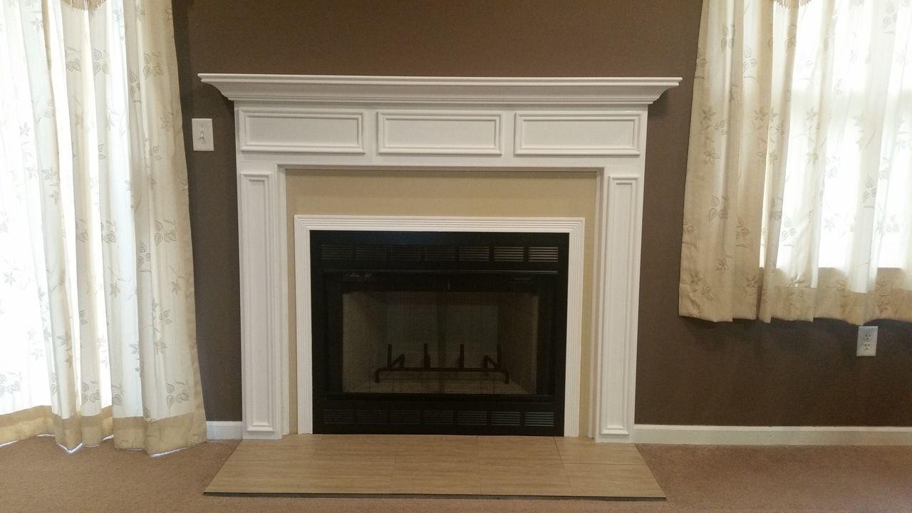 Danbury Wood Fireplace Mantel Standard Sizes Wood Fireplace