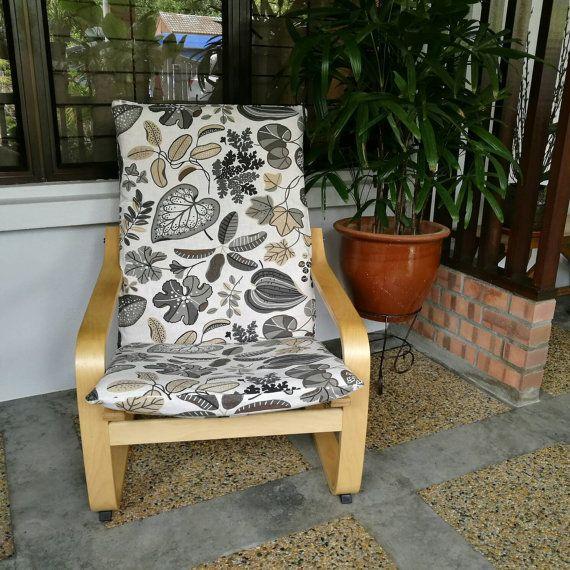 Diy Ikea Poang Chair Cover Ikea Poang Chair Ikea Living Room