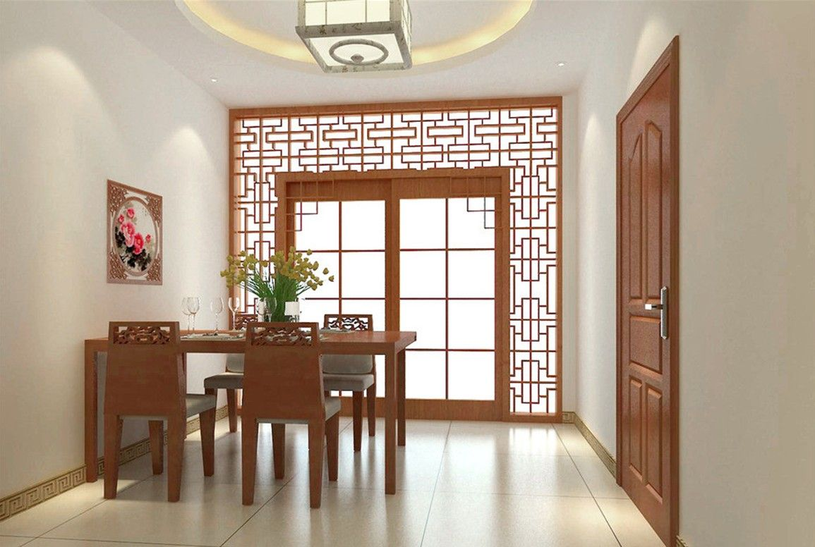 Chinese Fence Design Original chinese dining room design rendering antique wooden fence original chinese dining room design rendering antique wooden fence picture listed in retro dining room workwithnaturefo