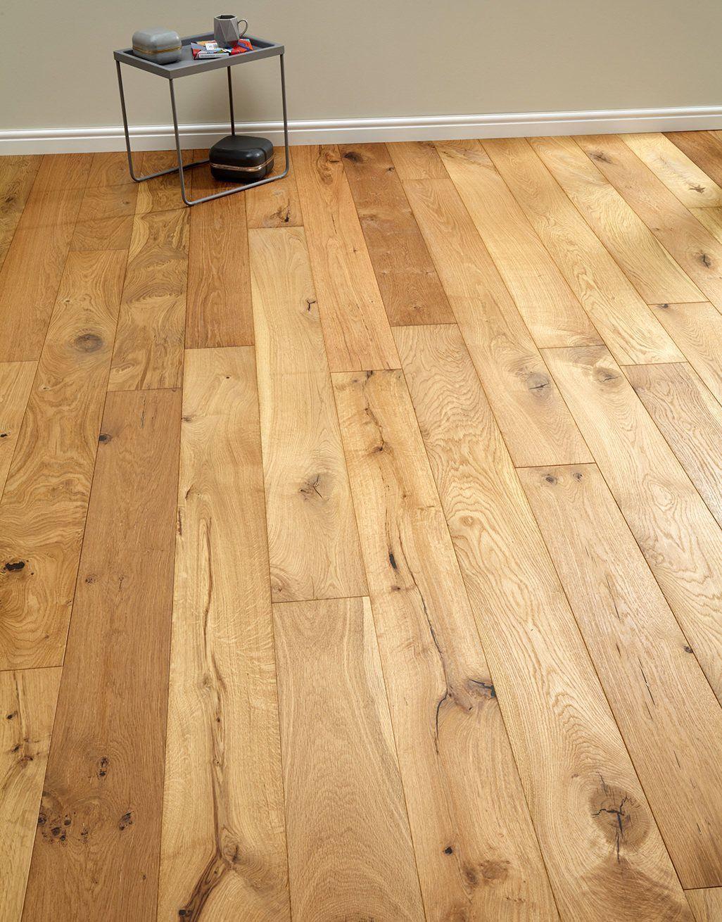 Manhattan Natural Oak Brushed & Oiled Engineered Wood Flooring | Direct Wood Flooring