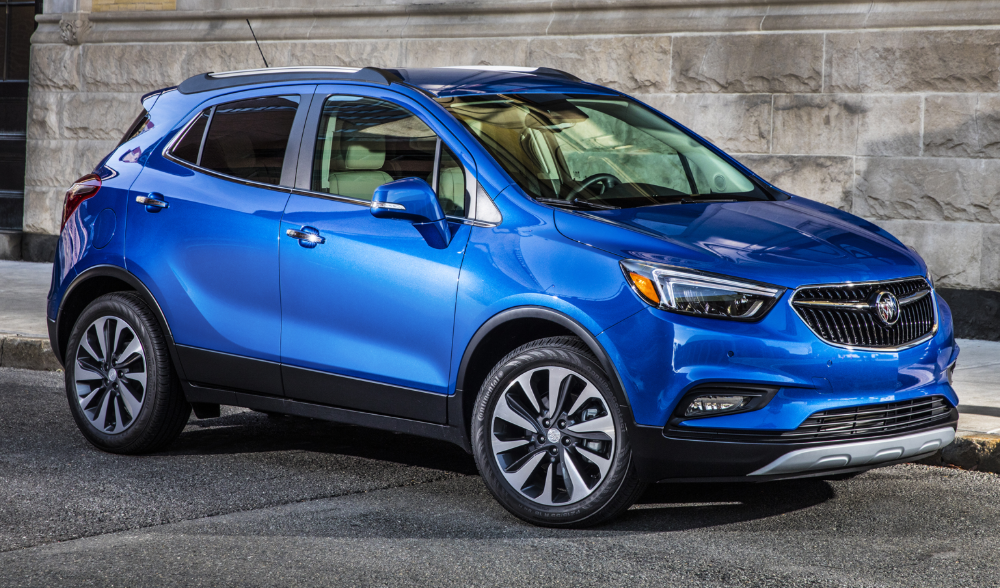 2019 Buick Encore Sport Release Date Redesign Price Buick Encore Sport Introduced As A Single Of The Cars That Are More L Buick Encore Buick Envision Buick