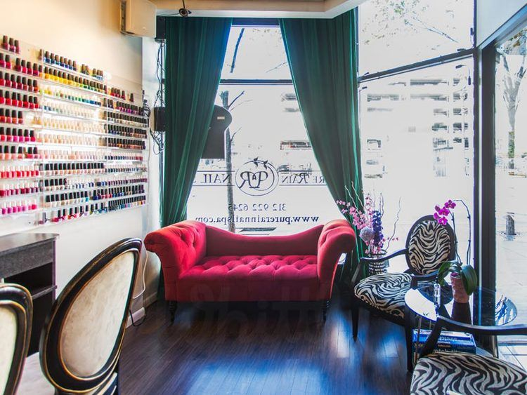 Feel right at home at Pure Rain Nail Spa in Chicago\'s Loop. Awesome ...