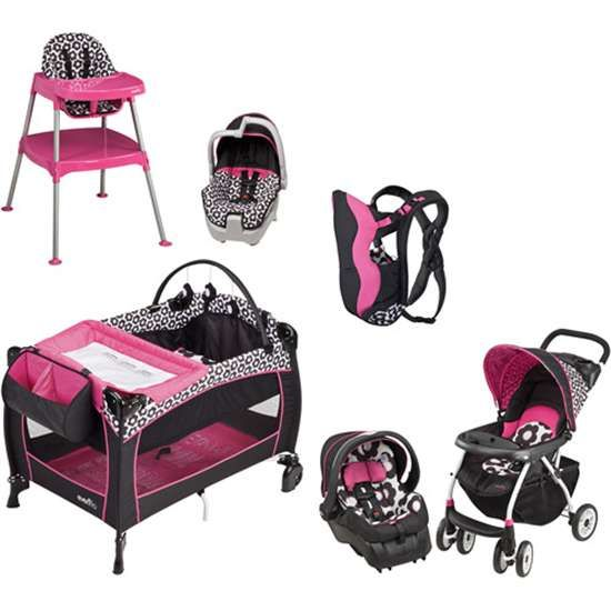 Marianna Collection Evenflo Baby Gear Bundle Babygiftsoutlet