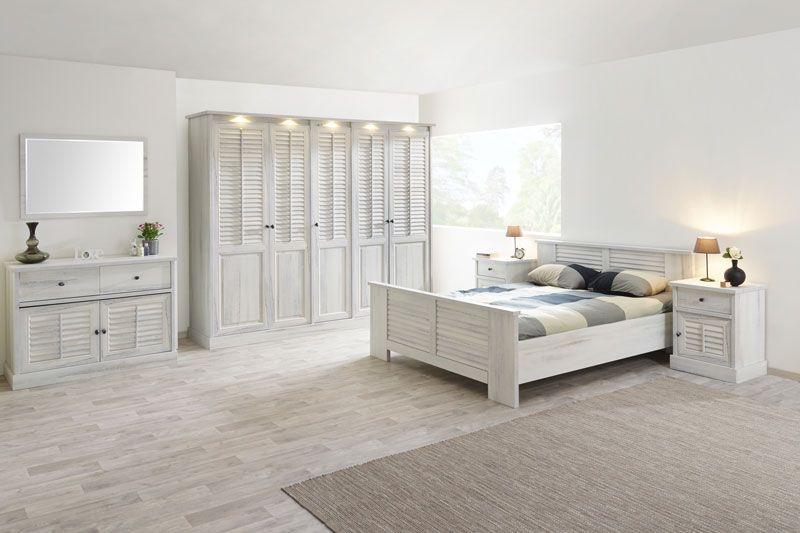 Armadio Chambre A Coucher Intemporelle Et Romantique En Panneaux De Thuis Meubel Ideeen Slaapkamer