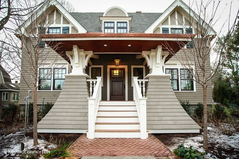 Kevin S Best Behind The Scenes Moments House Exterior House Colors Copper Roof