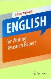 English For Writing Research Paper Pdf Book Free Download Scientific Educational Books Springer Phrasebook And In