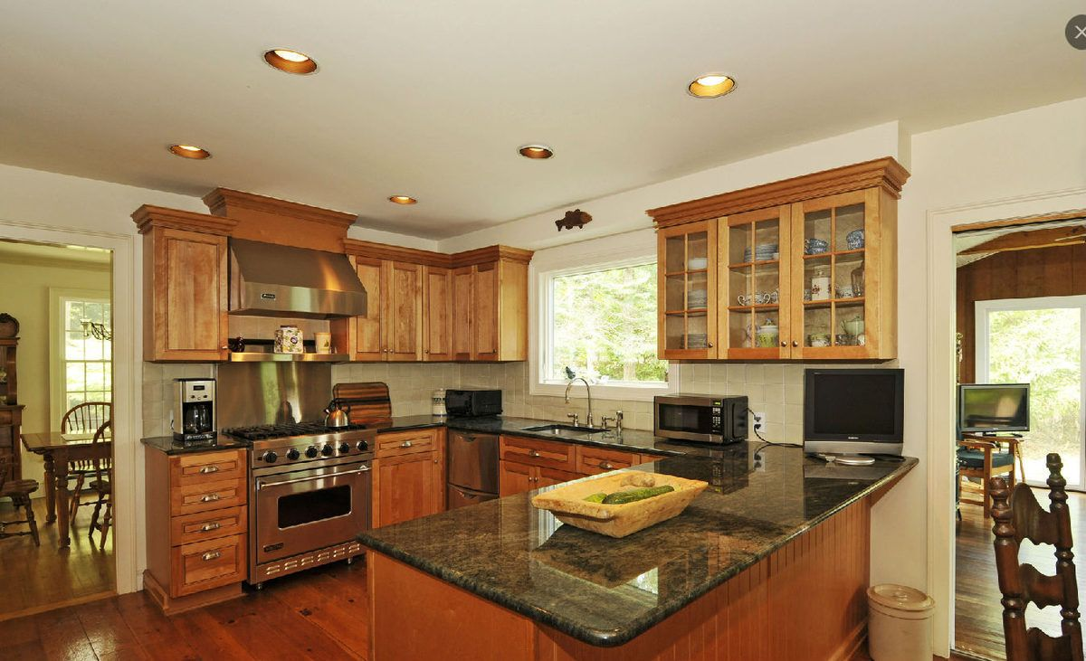 A Four Bedroom Traditional In Settlers Landing For $9K   Kitchen ...