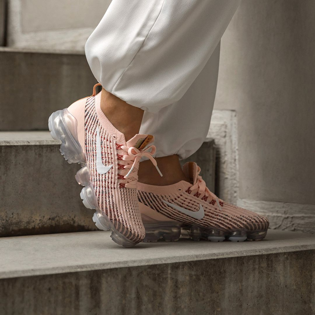 preocuparse por otra parte, Economía  Nike Wmns Air Vapormax Flyknit 3 Frauenschuh rose | Nike vapormax flyknit,  Sneakers fashion, Nike