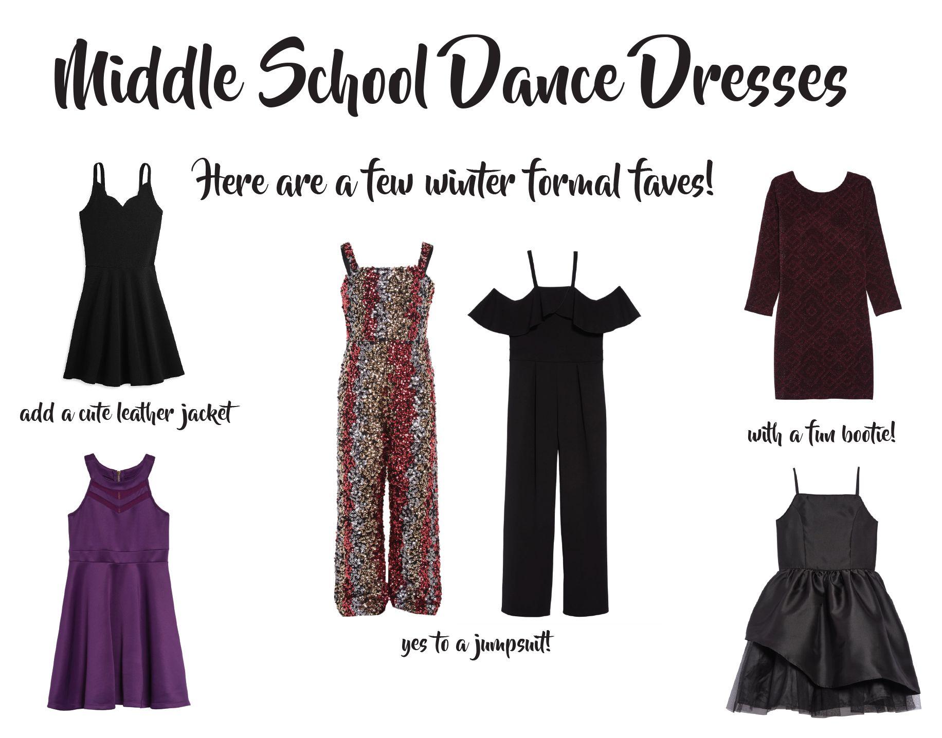 Mittelschule Tanzkleider Ideen   – natas 4
