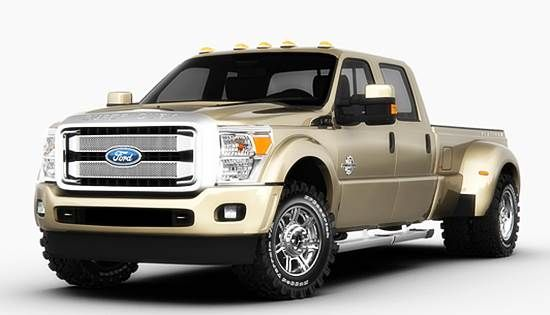 2017 Ford Super Duty Release Date